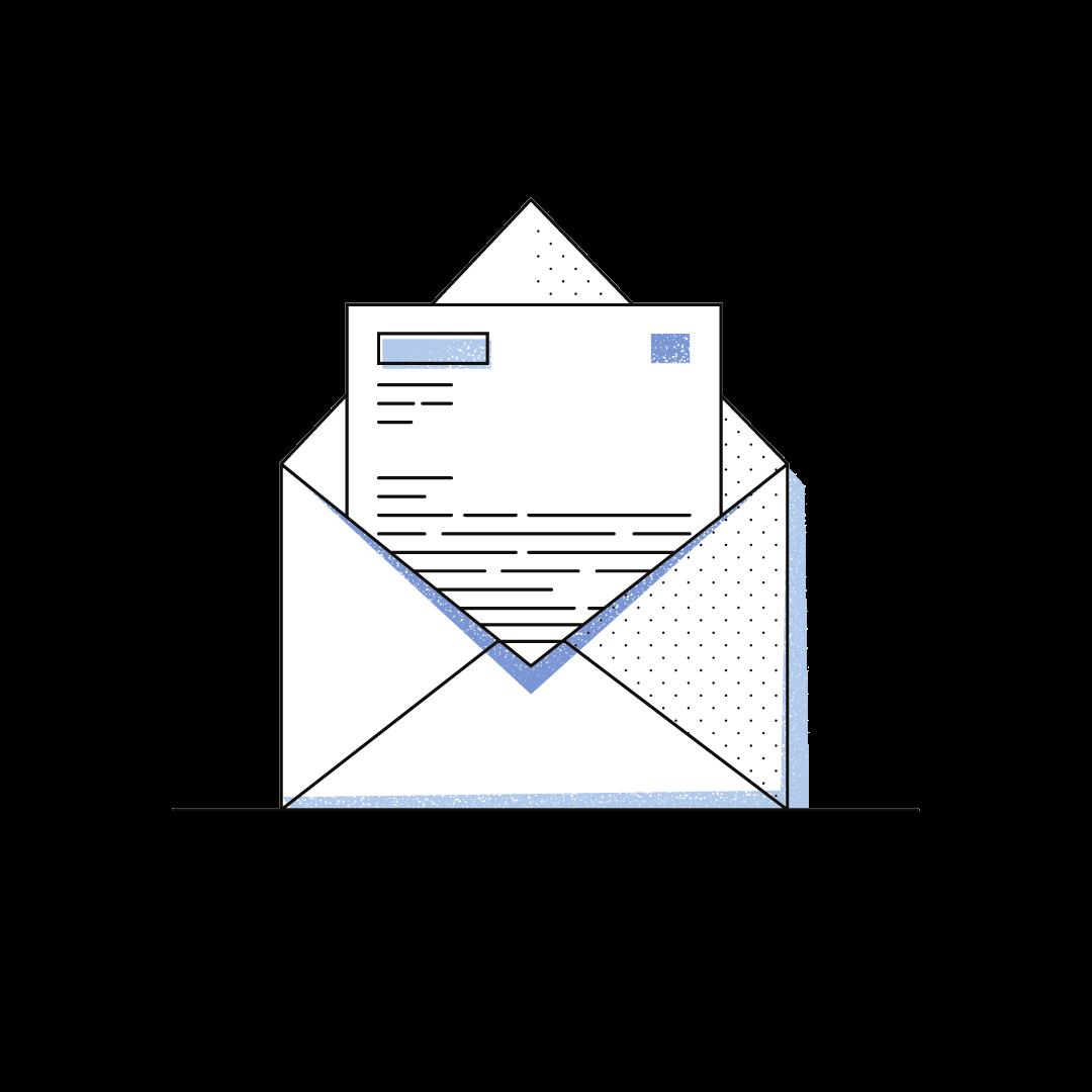 mailowe powiadomienie klienta o wynikach ekspertyzy - raport
