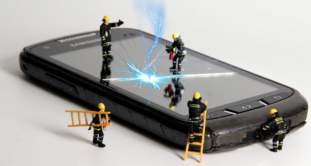 jak odblokować telefon zablokowany pinem lub wzorem